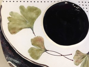 Ginko Spirit Bowl detail