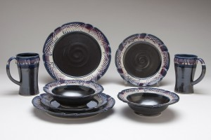 Dinner Set sample