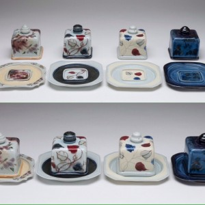 1/2 lb. Butter Dishes