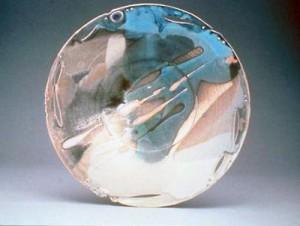 Snowscape Plate