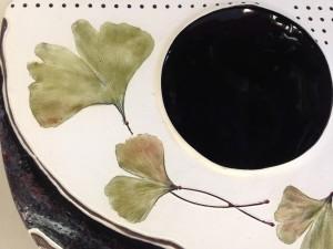 Ginko Spirit Bowl detail