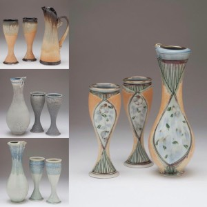 Decanters and Goblets